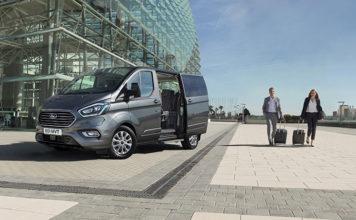 El Tourneo Custom de ocho plazas estará disponible en Europa a partir de finales de 2019.