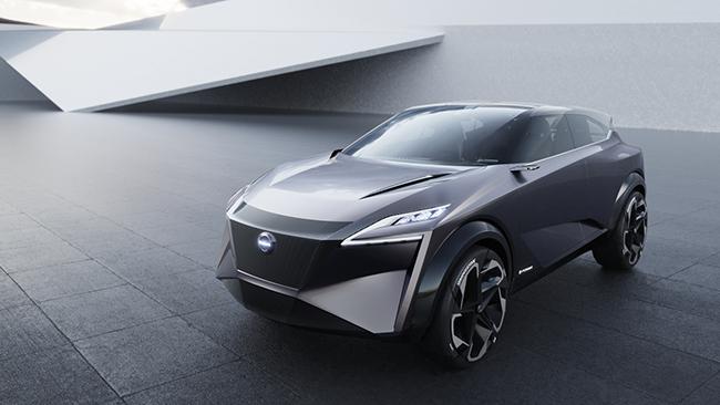 Nissan llevará sus concept IMs e IMQ a Auto Shanghai 2019.