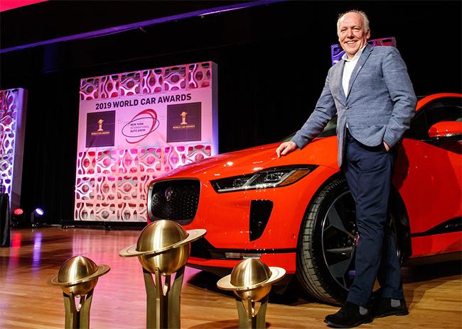 Ian Callum, Director de Diseño de Jaguar.