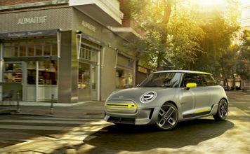 MINI USA tendrá a la venta el Cooper S E eléctrico a comienzos del año próximo.