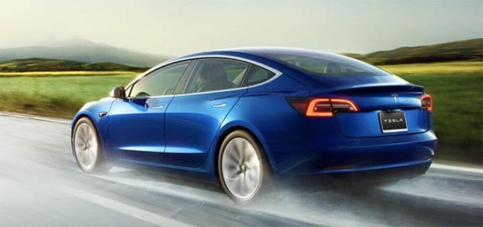 El Model 3 ha conseguido ventas muy superiores a las de sus rivales en EEUU.