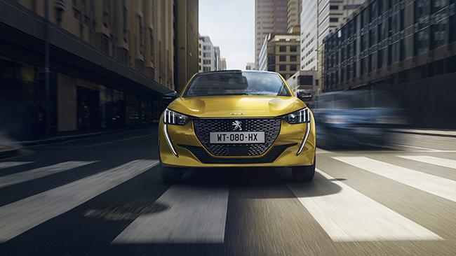 El nuevo 208 permite elegir entre 6 colores y las tres motorizaciones: eléctrica, gasolina y diésel.