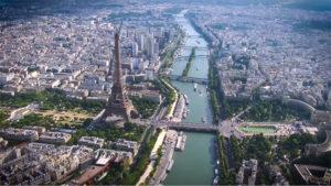 Las emblemáticas calles de París serán el escenario de la octava carrera.