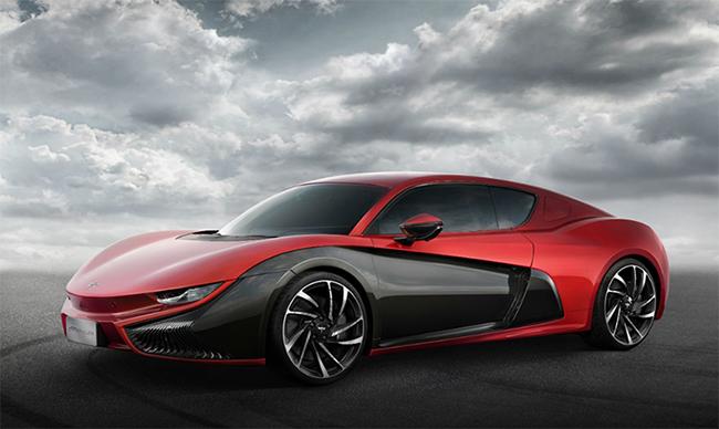 El Qiantu K50 se va a fabricar en seis diferentes colores