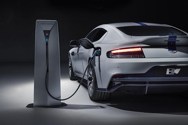 Al adoptar la tecnología EV, la marca ha hecho lo posible por no perder las cualidades que definen a un Aston Martin