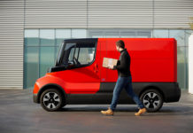 EZ-FLEX para la entrega de paquetería en ciudades