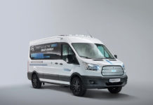 Transit Smart Energy Concept de Ford.