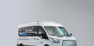 Transit Smart Energy Concept de Ford.