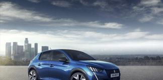La versión eléctrica del nuevo modelo, el Peugeot e-208, llega en acabado GT Line.
