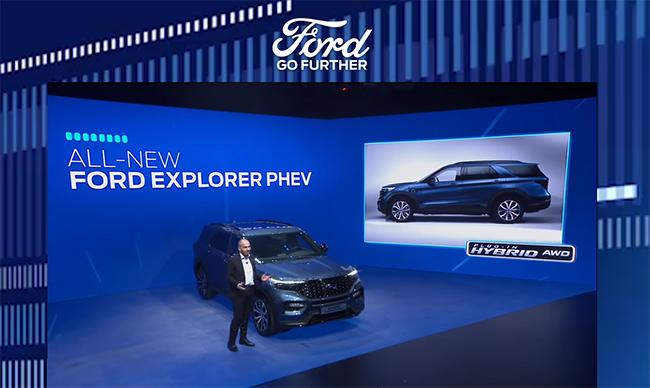 Joerg Beyer Director Ejecutivo y de Desarrollo de Producto de Ford Europa