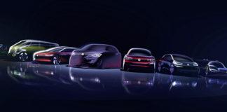 Entre las novedades, el nuevo eléctrico de Volkswagen, el ID Roomzz.
