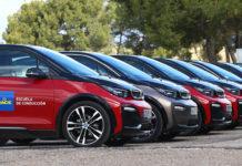 La Escuela RACE de Conducción ha realizado el primer curso de conducción de vehículos eléctricos en el Jarama.