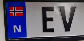 vehiculos eléctricos en Noruega