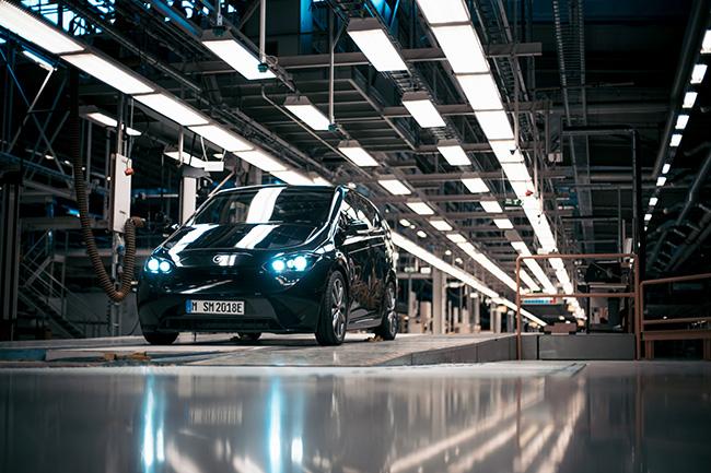 El Sion será producido en Suecia en 2020.