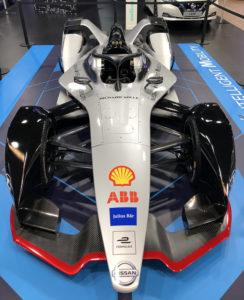 La estrategia de Nissan con respecto a la electrificación también queda patente en el equipo de la Fórmula E.