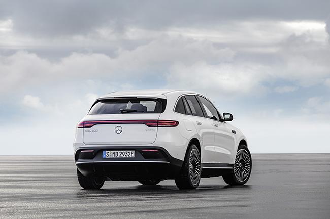 El Mercedes EQC llegará en verano. Su precio arranca en 77.425 euros.