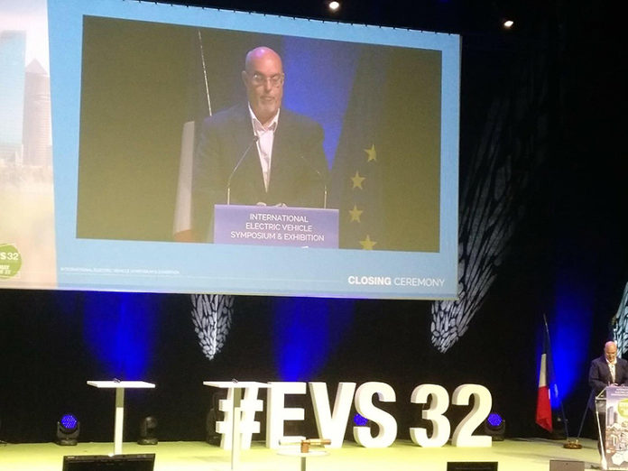 EVS ha celebrado su edición número 32 en Lyon, Francia.