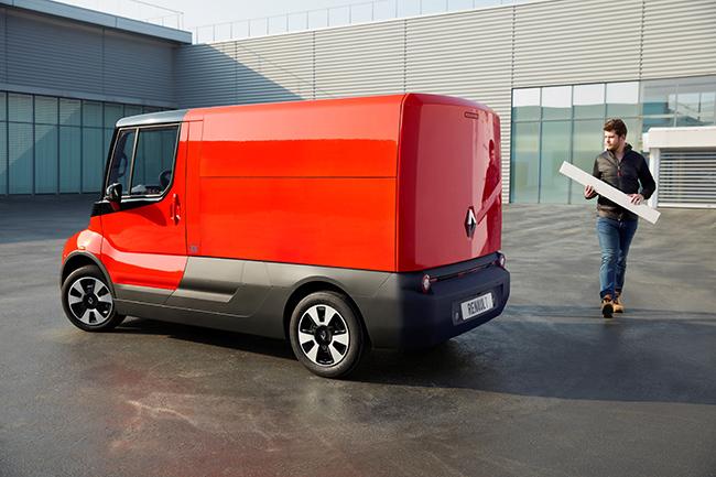 Renault EZ-FLEX, un verdadero laboratorio de pruebas para mejorar las soluciones de movilidad urbana del grupo.