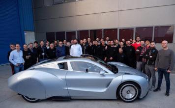 QEV Technologies tiene amplia experiencia en el desarrollo de superdeportivos eléctricos, como el Hispano Suiza Carmen