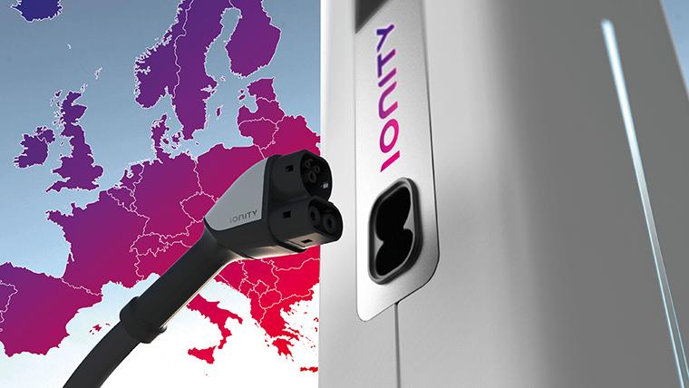 Hasta el 2020, está prevista la entrada en funcionamiento de otros 300 puntos de IONITY en Europa.