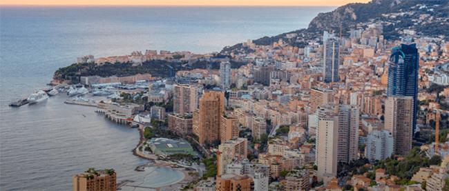 Principado de Mónaco, testigo de la novena carrera de la Fórmula E.