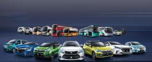 BYD fabrica, además de vehículos, baterías, productos electrónicos y soluciones para generación y almacenamiento de energía.