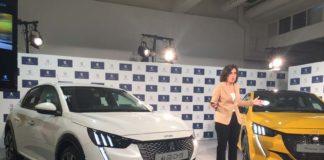 Presentación Peugeot e-208