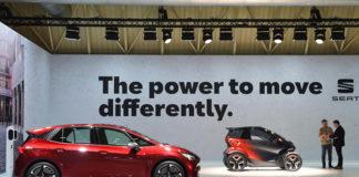 Despliegue de movilidad eléctrica de SEAT en Automobile Barcelona