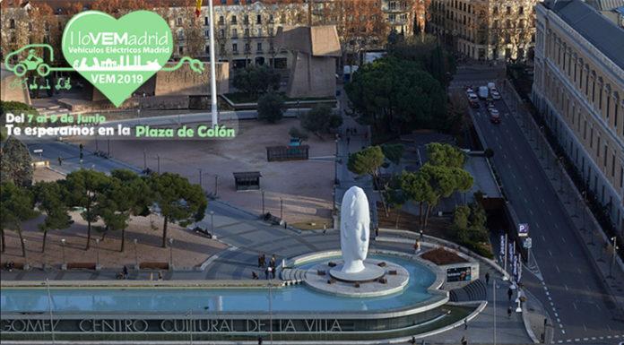 VEM 2019 ocupará la céntrica plaza de Colón de Madrid.
