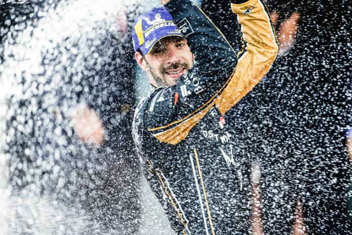 Jean-Eric Vergne, de DS Techeetah, ha conseguido el podio de la novena carrera, disputada en Mónaco