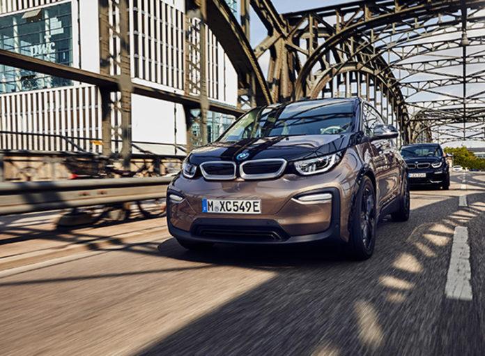 Del BMW i3 ya se han vendido más de 150.000 unidades en todo el mundo.