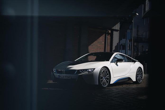 Premio internacional para el BMW i8 híbrido-enchufable.