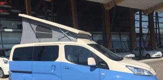 Nissan está presente en Automobile Barcelona con el LEAF y la e-NV-200.