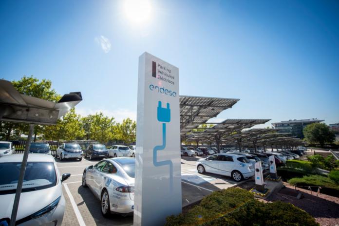 movilidad eléctrica para empleados