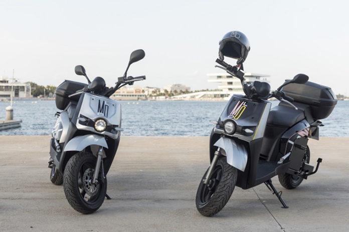 Molo es una startup valenciana de motosharing.