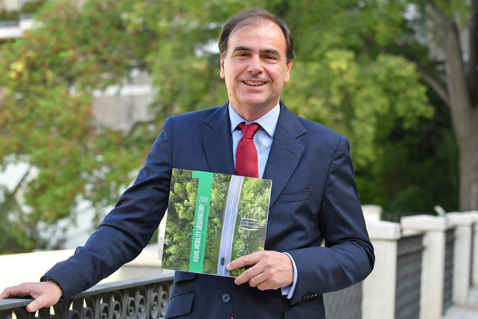 Manuel Orejas, Director del Arval Mobility Observatory en España.