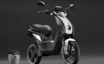 El scooter urbano de Peugeot se pasa a eléctrico: E-Ludix.