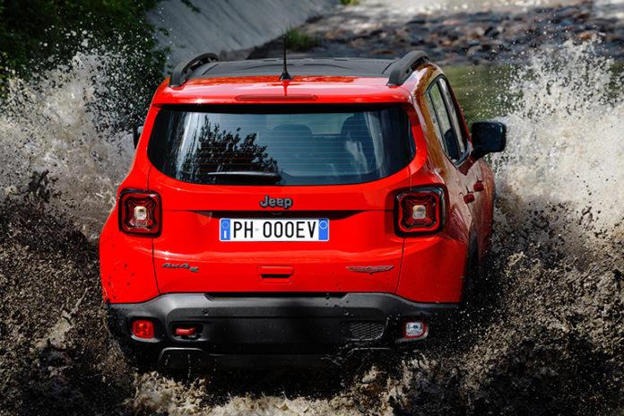 Los Jeep Renegade y Compass consiguen mejorar sus aptitudes todoterreno