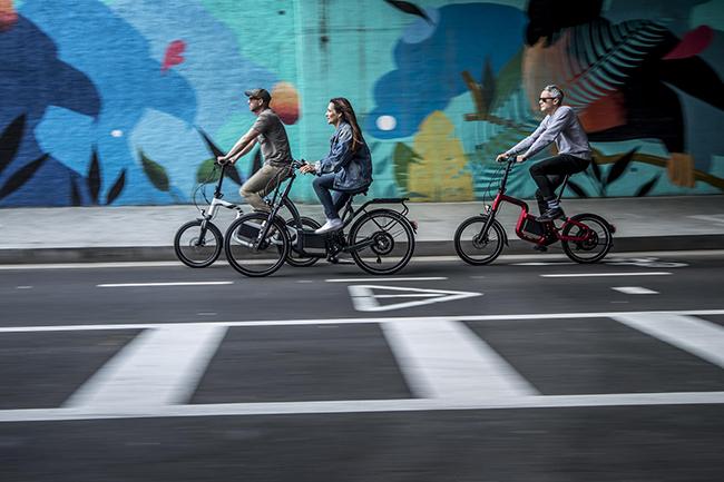 El showroom de Madrid es un lugar para ver, conocer y probar las e-bikes de KYMCO.