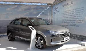La evolución del sector del automóvil puede llegar con vehículos de hidrógeno PHEV.