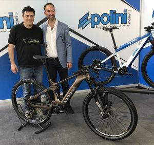 El Polini E-P3 se ha presentado en España en una gama de e-bikes de Berria.