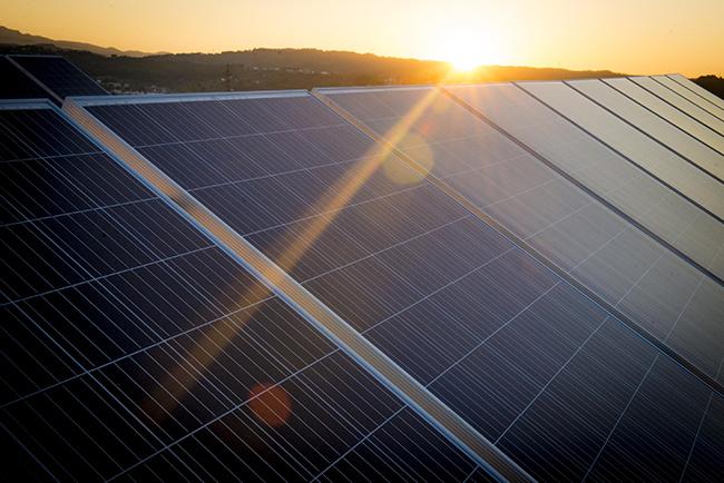 Planta solar de SEAT. Producción sostenible
