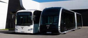 Autobús eléctrico ieTram de Irizar e-mobility.