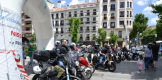 Motos para pruebas en VEM 2019.