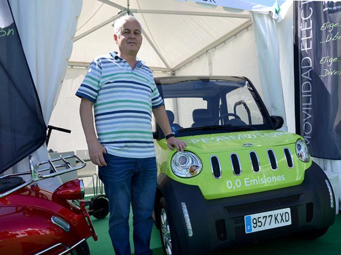 Miguel González de la Torre, socio fundador de SPE Motor.