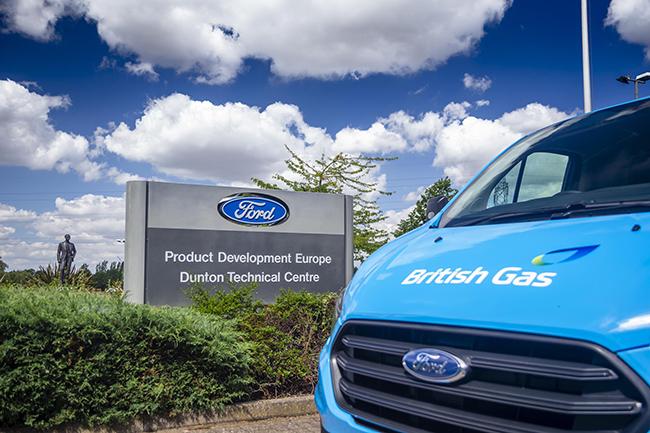 Ford y Centrica ofrecerán conjuntamente nuevos servicios para vehículos eléctricos.