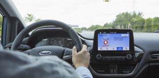 Parking Space Guidance es parte del programa Komod, con tecnología Ford y Vodafone.