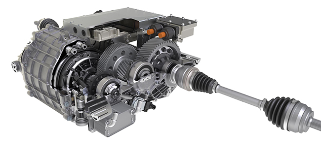 GKN Automotive eDrive.