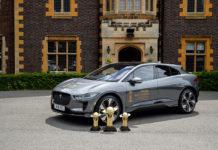 Jaguar I-Pace, el galardonado eléctrico de la marca británica.