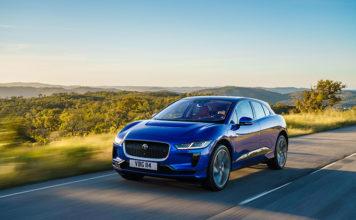 Jaguar Land Rover y BASF están haciendo pruebas del proceso de reciclado de plásticos en un prototipo del Jaguar I-Pace.